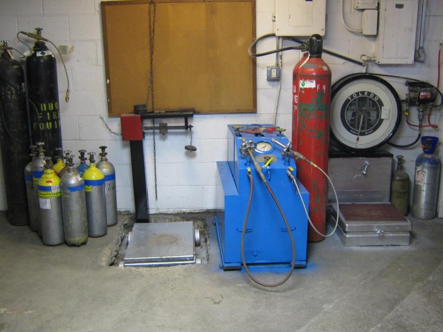 Bảng báo giá nạp sạc bình chữa cháy Co2 MFZ TpHCM