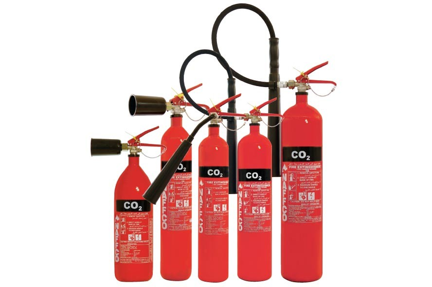 Thành phần, cấu tạo bình chữa cháy CO2 gồm những gì?